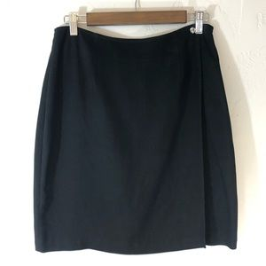 Tommy Bahama Black A-line Knee Length Skirt Sz 10